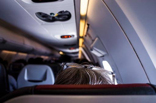 Crew「Inside the airplane.」:スマホ壁紙(16)