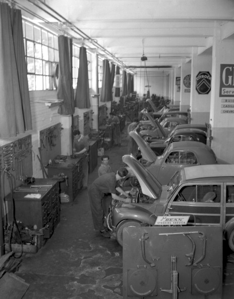 Mechanic「Machine Shop」:写真・画像(15)[壁紙.com]