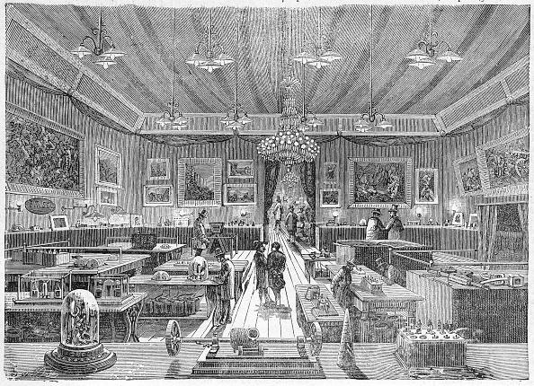 Industry「Inside The Palais De Lindustrie,」:写真・画像(4)[壁紙.com]