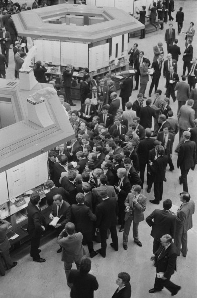 1980~1989年「London Stock Exchange」:写真・画像(10)[壁紙.com]