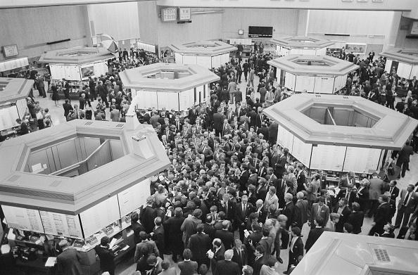 1980~1989年「London Stock Exchange」:写真・画像(1)[壁紙.com]