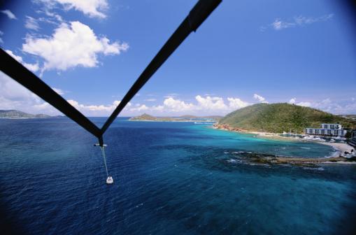 Parasailing「Parasailing Over the Caribbean」:スマホ壁紙(3)