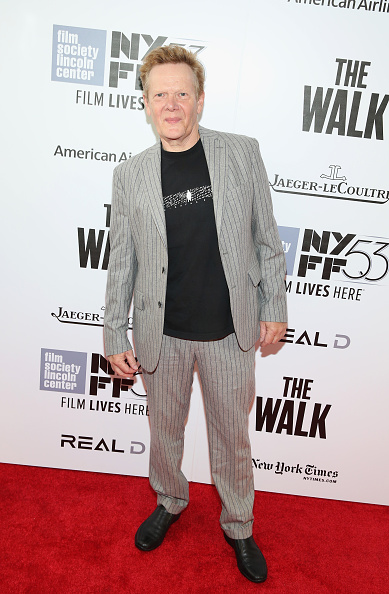 "Philippe Petit「53rd New York Film Festival - Opening Night Gala Presentation And ""The Walk"" World Premiere - Arrivals」:写真・画像(1)[壁紙.com]"