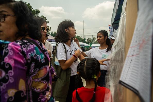 トピックス「Thailand's First General Election Since Coup」:写真・画像(16)[壁紙.com]