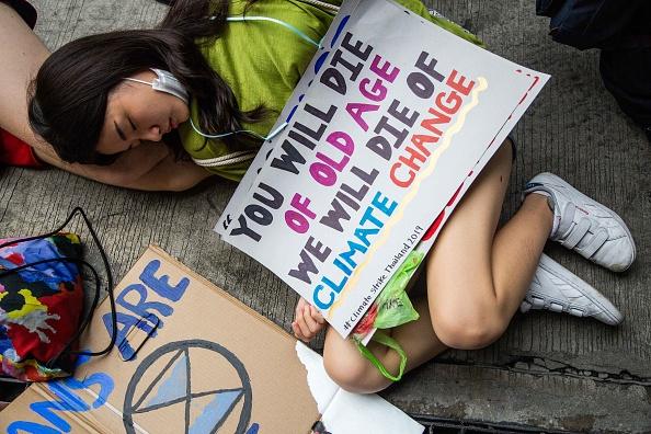 Climate「Thais Rally In Bangkok For Global Climate Strike」:写真・画像(10)[壁紙.com]