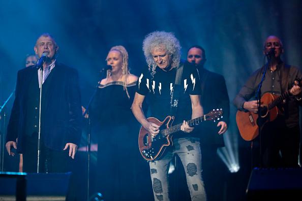 Brian May「Fire Fight Australia Bushfire Relief Concert」:写真・画像(12)[壁紙.com]
