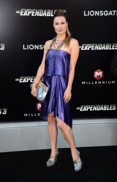 """Multichain Necklace「Premiere Of Lionsgate Films' """"The Expendables 3"""" - Arrivals」:写真・画像(0)[壁紙.com]"""