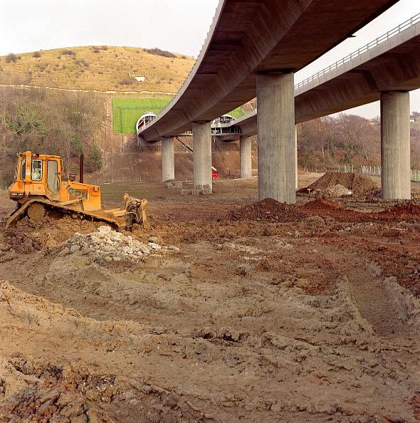 2002「M20 / A20 viaduct. Roundhill, Kent, United Kingdom.」:写真・画像(14)[壁紙.com]