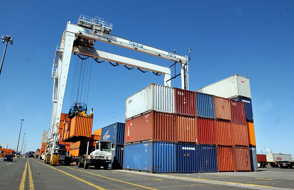 Cargo Container「US Customs And Border Protection Beefs Up Radiaton Detection Techniques」:写真・画像(4)[壁紙.com]