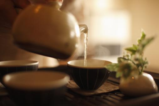 Teapot「Image of time for tea」:スマホ壁紙(19)