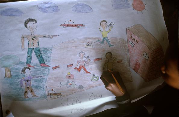 Drawing - Activity「Child's View Of Apartheid」:写真・画像(17)[壁紙.com]