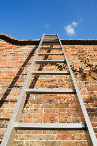 Curiosity「A ladder alone outdoors」:スマホ壁紙(10)