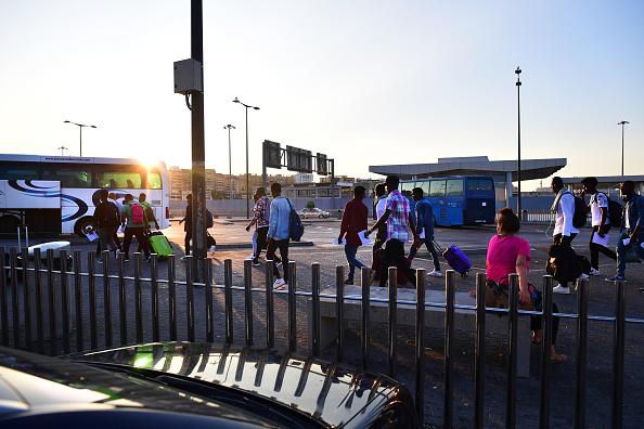 Variation「Migrants Seek Access To Europe Through Ceuta Exclave」:写真・画像(14)[壁紙.com]