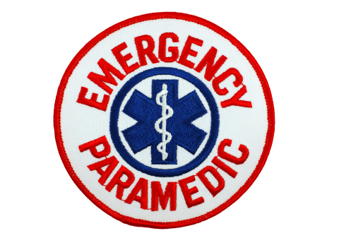 Embroidery「Emergency Paramedic Patch」:スマホ壁紙(4)