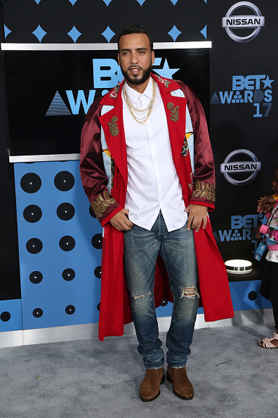 French Montana「2017 BET Awards - Arrivals」:写真・画像(7)[壁紙.com]