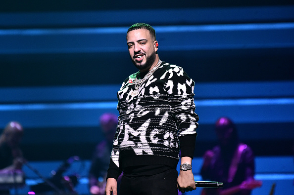 French Montana「TIDAL's 5th Annual TIDAL X Benefit Concert TIDAL X Rock The Vote At Barclays Center - Show」:写真・画像(12)[壁紙.com]