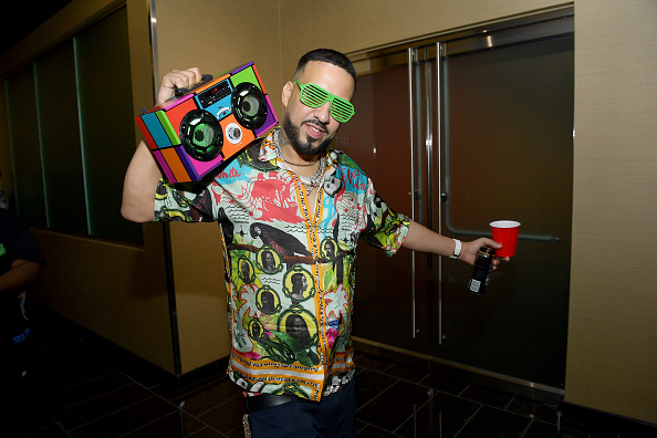 French Montana「2019 iHeartRadio Music Festival - Night 1 – Backstage」:写真・画像(11)[壁紙.com]