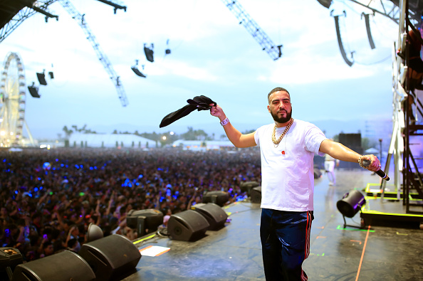 French Montana「2018 Coachella Valley Music And Arts Festival - Weekend 1 - Day 3」:写真・画像(3)[壁紙.com]