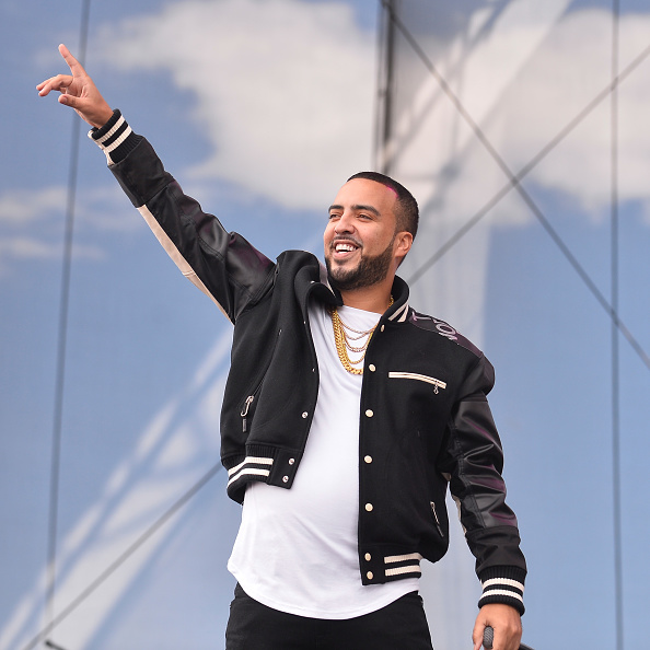 French Montana「2017 Daytime Village Presented by Capital One At The iHeartRadio Music Festival - Onstage」:写真・画像(1)[壁紙.com]