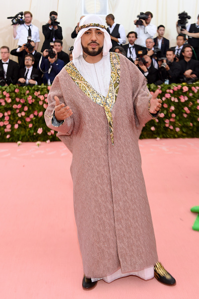 French Montana「The 2019 Met Gala Celebrating Camp: Notes on Fashion - Arrivals」:写真・画像(13)[壁紙.com]