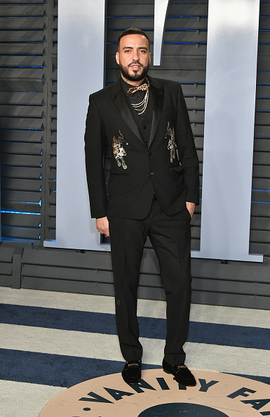 French Montana「2018 Vanity Fair Oscar Party Hosted By Radhika Jones - Arrivals」:写真・画像(4)[壁紙.com]