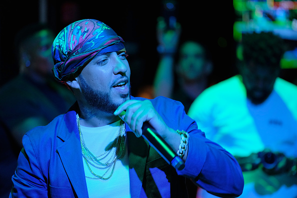 "French Montana「Samsung's Made for Summer Series Celebrates French Montana's New ""Jungle Rules"" Album During Live at 837」:写真・画像(9)[壁紙.com]"