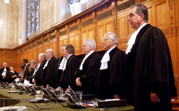 Judge - Law「Mexico vs United States At International Court Of Justice」:写真・画像(15)[壁紙.com]