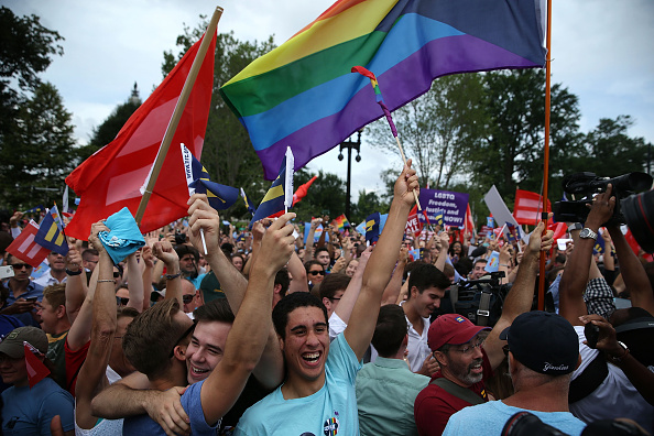 Domination「Supreme Court Rules In Favor Of Gay Marriage」:写真・画像(7)[壁紙.com]