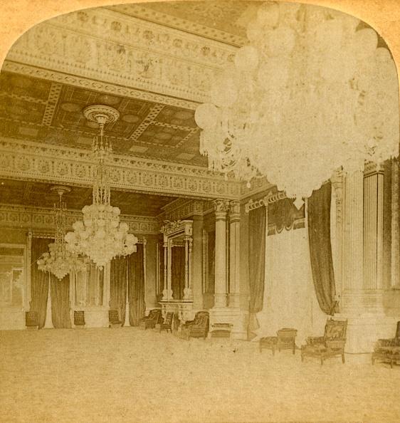 Chandelier「East Room In Presidents Mansion」:写真・画像(15)[壁紙.com]