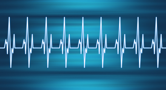 Pulse Trace「Heart Rate Line」:スマホ壁紙(10)