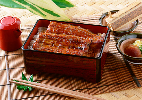Annual Event「Broiled Eel on Rice, Served in Lacquered Box」:スマホ壁紙(1)
