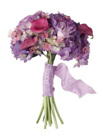 あじさい「Hydrangea bouquet」:スマホ壁紙(7)