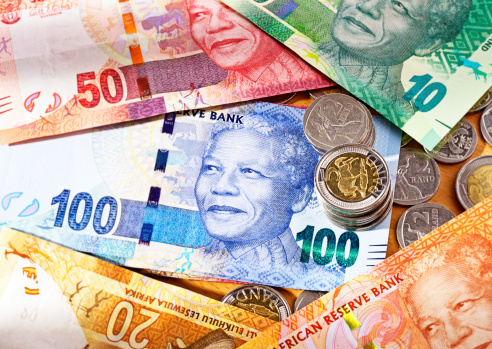 Human Face「Varied new South African Mandela banknotes with coins」:スマホ壁紙(19)