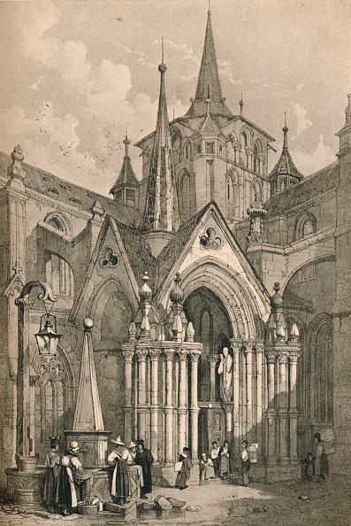 Vaud Canton「'Lausanne', C1830 (1915)」:写真・画像(3)[壁紙.com]