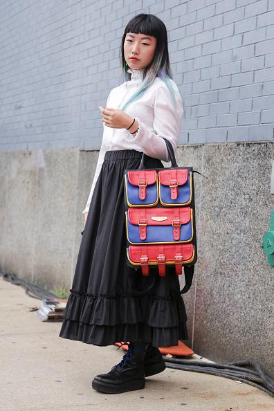 Achim Aaron Harding「Street Style - New York Fashion Week September 2018 - Day 3」:写真・画像(0)[壁紙.com]