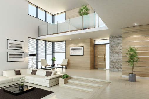 Villa「Luxury Interior Penthouse」:スマホ壁紙(11)