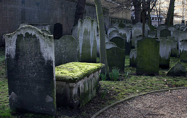 Cemetery For Noncomformist Writers Is Awarded Grade I Listed Status By English Heritage:ニュース(壁紙.com)