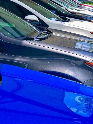 Car Dealership「New car at a auto dealership. Texas」:スマホ壁紙(3)