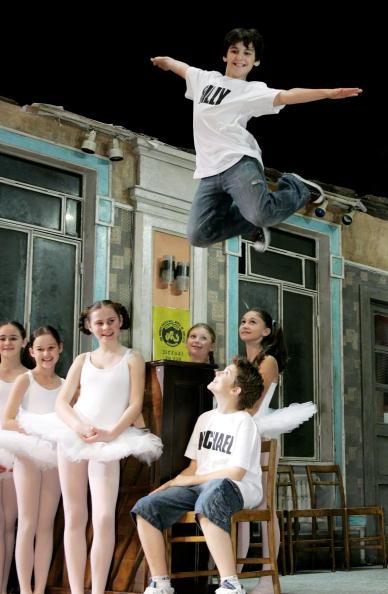 Customized「Billy Elliot The Musical - Cast Change Photocall」:写真・画像(15)[壁紙.com]