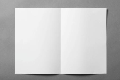 Open「Blank booklet」:スマホ壁紙(4)