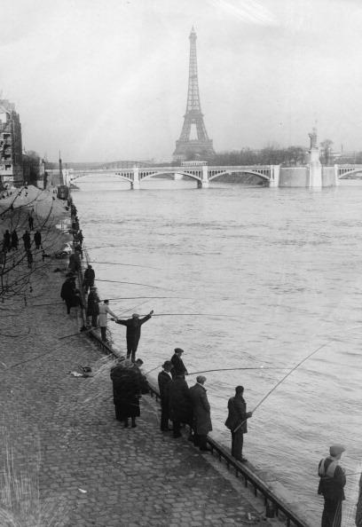 Seine River「Eiffelturm und Seine」:写真・画像(19)[壁紙.com]