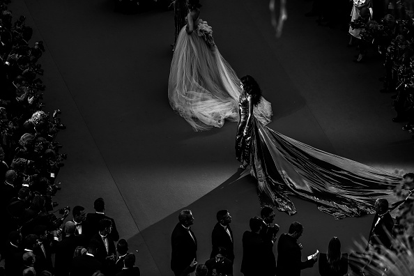 スター・ウォーズ・シリーズ「Alternative View In Black & White - The 71st Annual Cannes Film Festival」:写真・画像(5)[壁紙.com]