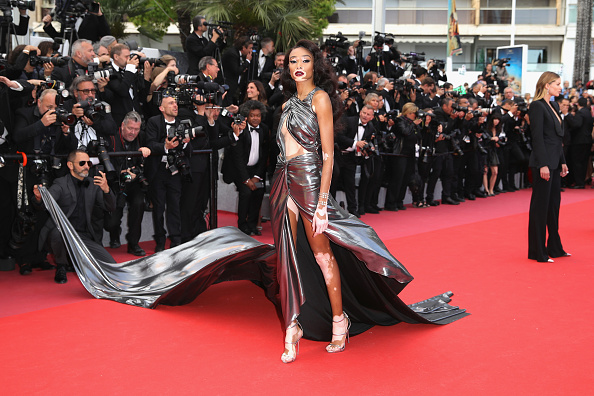 "Cannes International Film Festival「""Solo: A Star Wars Story"" Red Carpet Arrivals - The 71st Annual Cannes Film Festival」:写真・画像(10)[壁紙.com]"