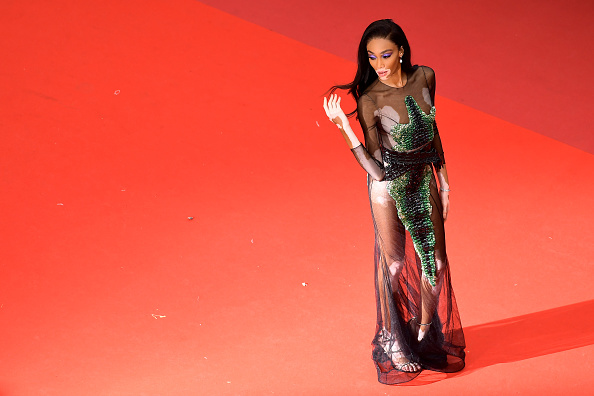 """72nd International Cannes Film Festival「""""Oh Mercy! (Roubaix, Une Lumiere)""""Red Carpet - The 72nd Annual Cannes Film Festival」:写真・画像(11)[壁紙.com]"""