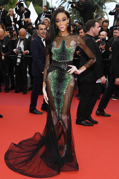 "Cannes International Film Festival「""Oh Mercy! (Roubaix, Une Lumiere)"" Red Carpet - The 72nd Annual Cannes Film Festival」:写真・画像(9)[壁紙.com]"