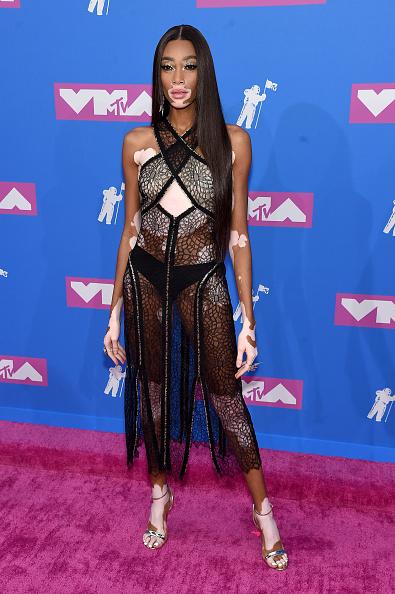 ウィニー・ハーロウ「2018 MTV Video Music Awards - Arrivals」:写真・画像(11)[壁紙.com]