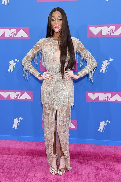 ウィニー・ハーロウ「2018 MTV Video Music Awards - Arrivals」:写真・画像(18)[壁紙.com]