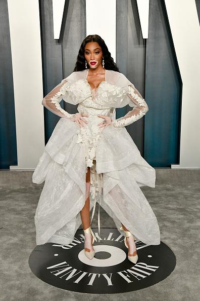 Tulle Netting「2020 Vanity Fair Oscar Party Hosted By Radhika Jones - Arrivals」:写真・画像(14)[壁紙.com]