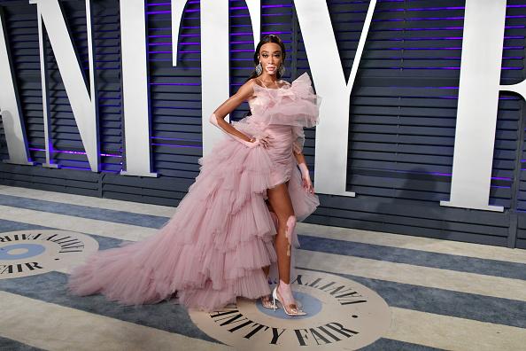 Winnie Harlow「2019 Vanity Fair Oscar Party Hosted By Radhika Jones - Arrivals」:写真・画像(19)[壁紙.com]