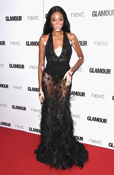 ウィニー・ハーロウ「Glamour Women Of The Year Awards 2017 - Red Carpet Arrivals」:写真・画像(13)[壁紙.com]